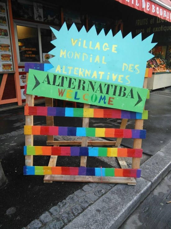 Montreuil - Village Mondial des Alternatives